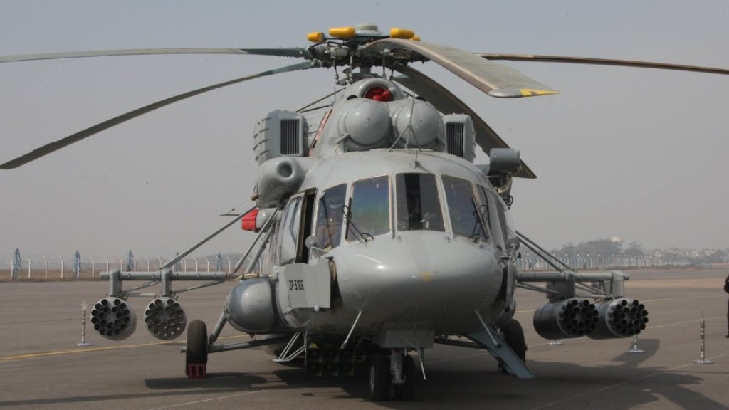 Indian+Air+Force+iaf+officially+Inducted+armed+multi-purpose+transport+Russian+Mi-17V-5+helicopters+rockets+pods+missiles+atgm+army+(1).jpg