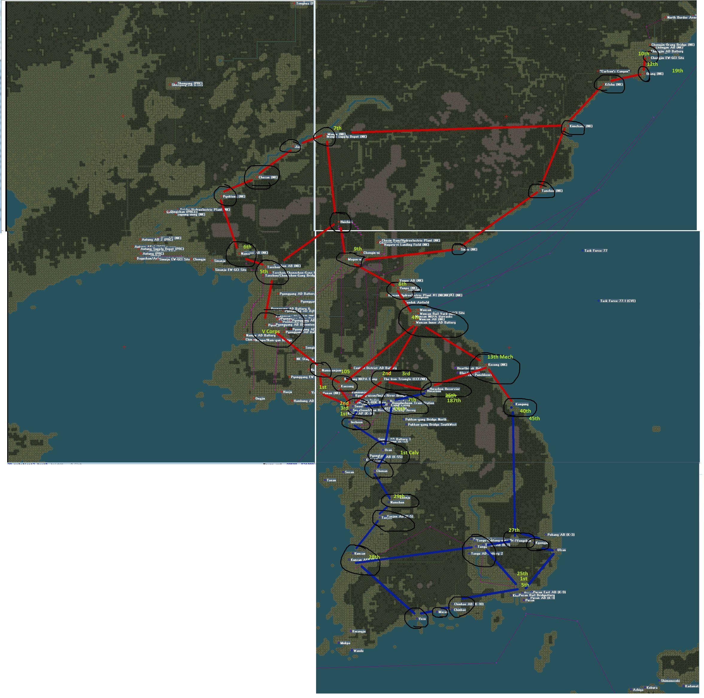 Need some help with campaign/ground war - Thirdwire: Strike