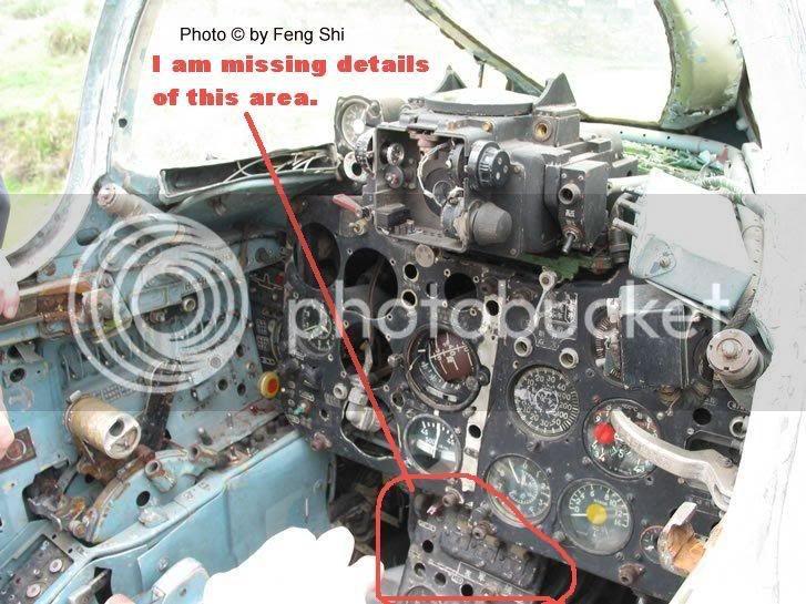 Mig-19S Farmer cockpit in progress - Thirdwire: Strike
