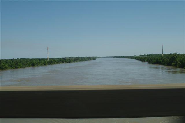 Atchafalaya River I-10 15 May 2011