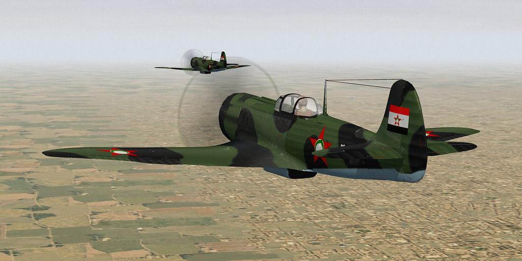PARAN YAK-3M.01
