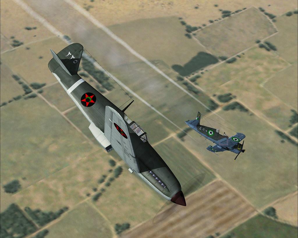 PARAN Ki-61 TONY.05