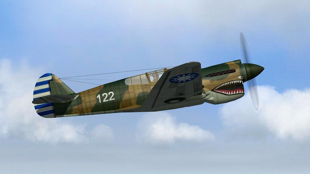 AVG P-40E WARHAWK.01