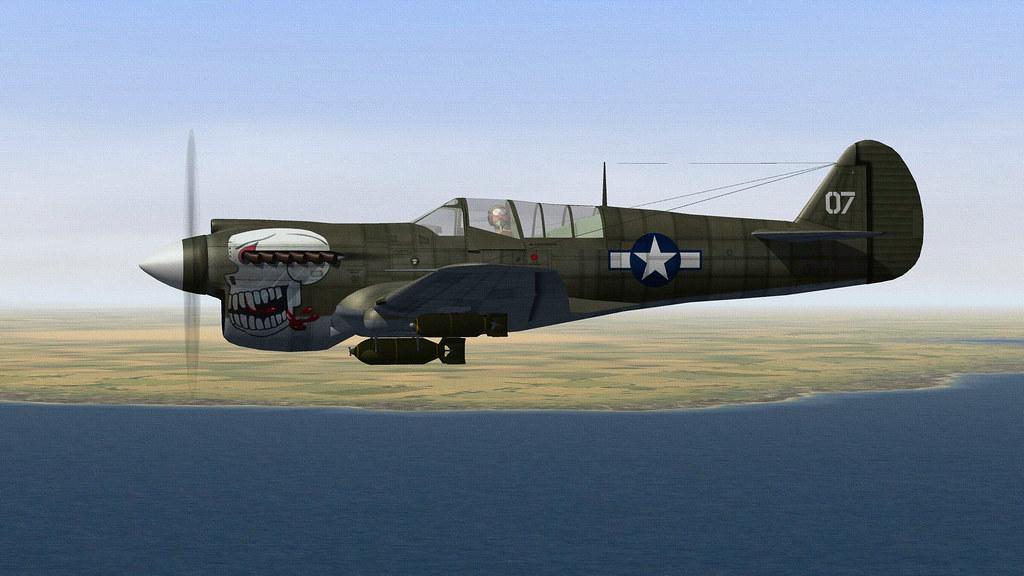 USAAF P-40N WARHAWK.01