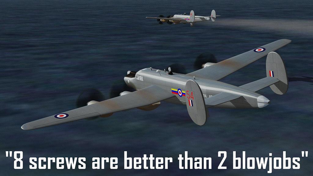 RAF SHACKLETON AEW2.01