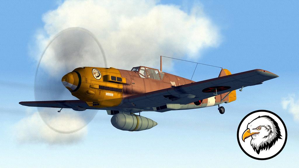 PARAN Bf-109E-4Trop.04