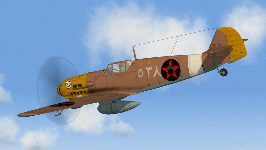 PARAN Bf-109E-4Trop.01
