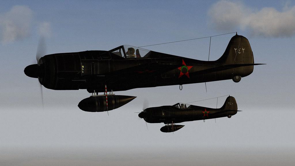 PARAN FW-190A8.01