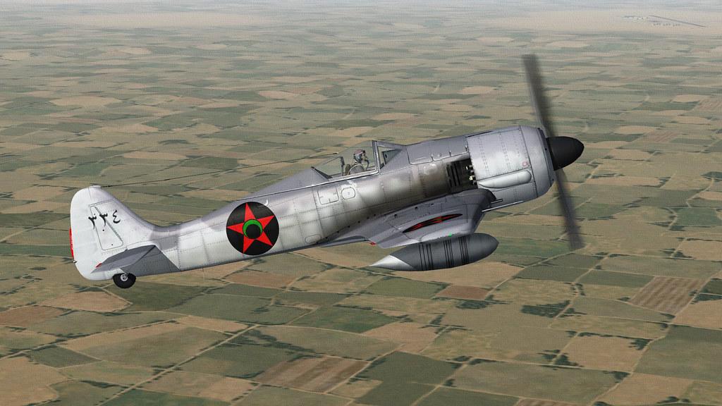 PARAN FW-190A3.02