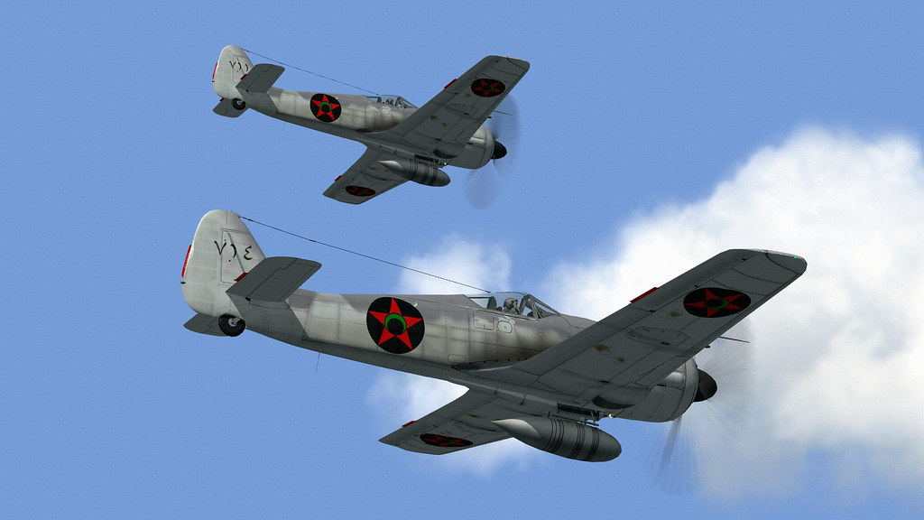 PARAN FW-190A3.04