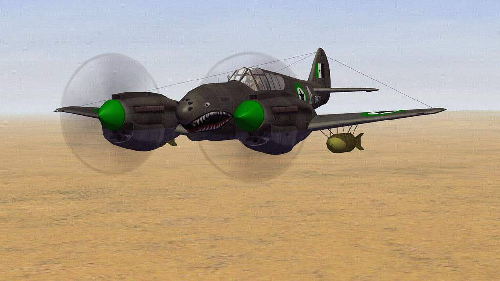 DHIMAR P-42D TWIN WARHAWK.04
