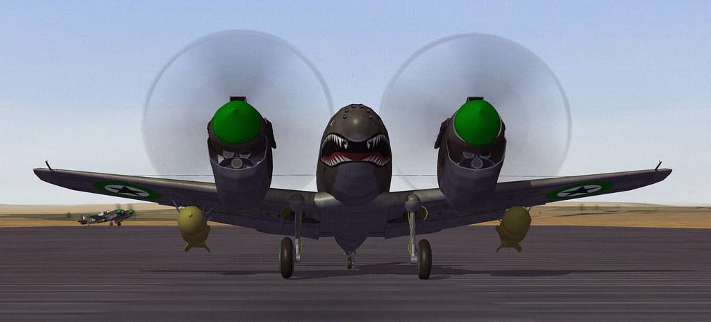 DHIMAR P-42D TWIN WARHAWK.02