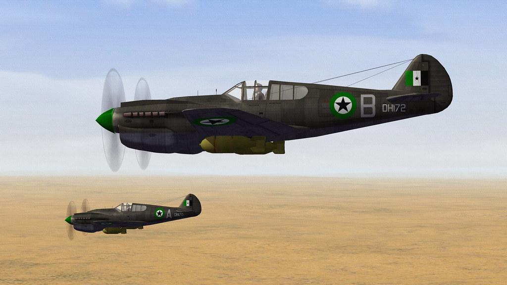DHIMAR P-42D TWIN WARHAWK.03