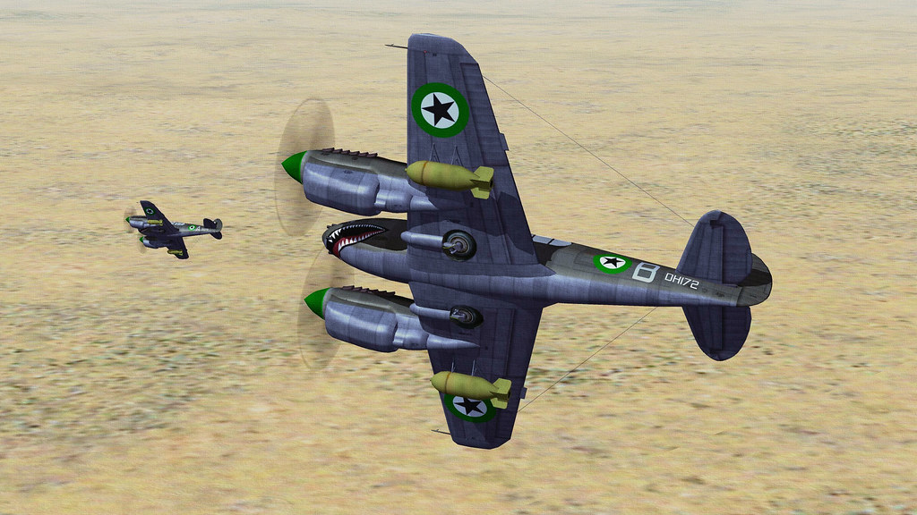 DHIMAR P-42D TWIN WARHAWK.05