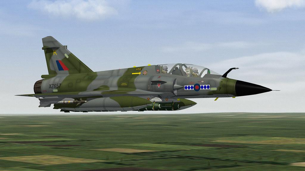 RAF MIRAGE GR4.05