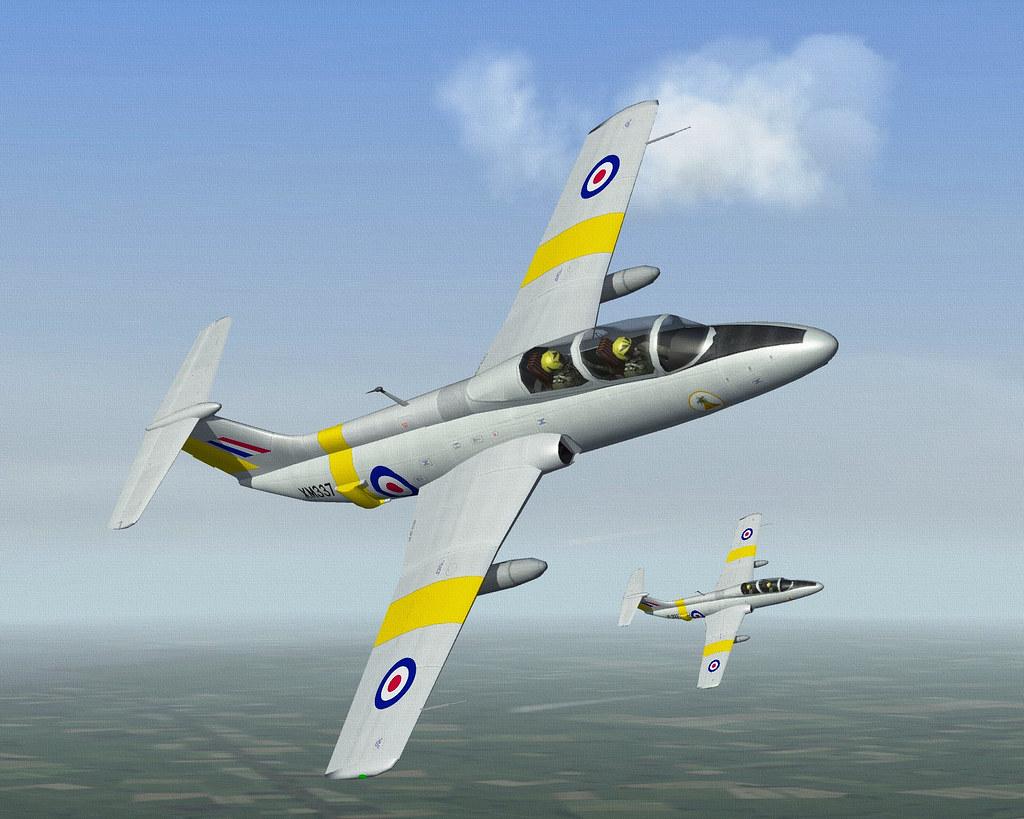 RAF GRIFFIN T1.05