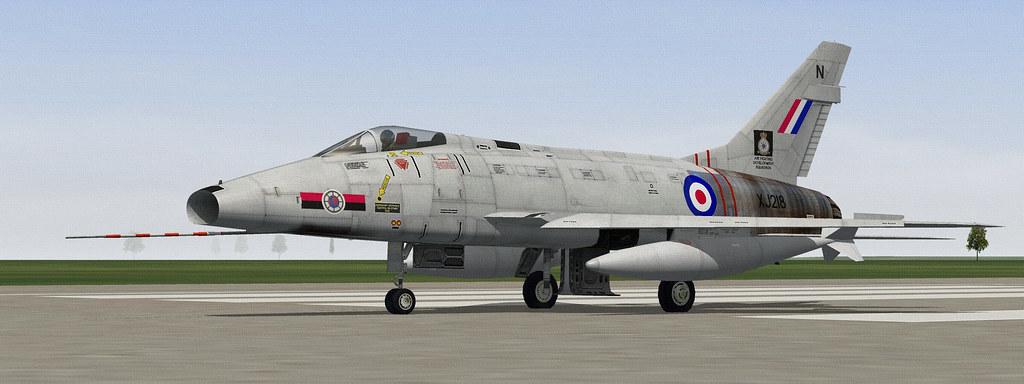 RAF SHARK FGA2.01