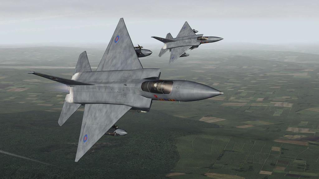 RAF CONDOR F1.15