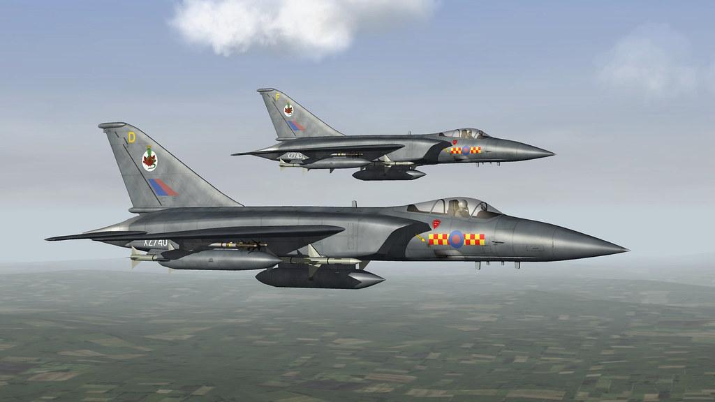RAF CONDOR F1.13