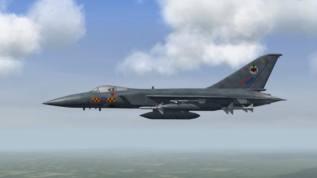 RAF CONDOR F1.16