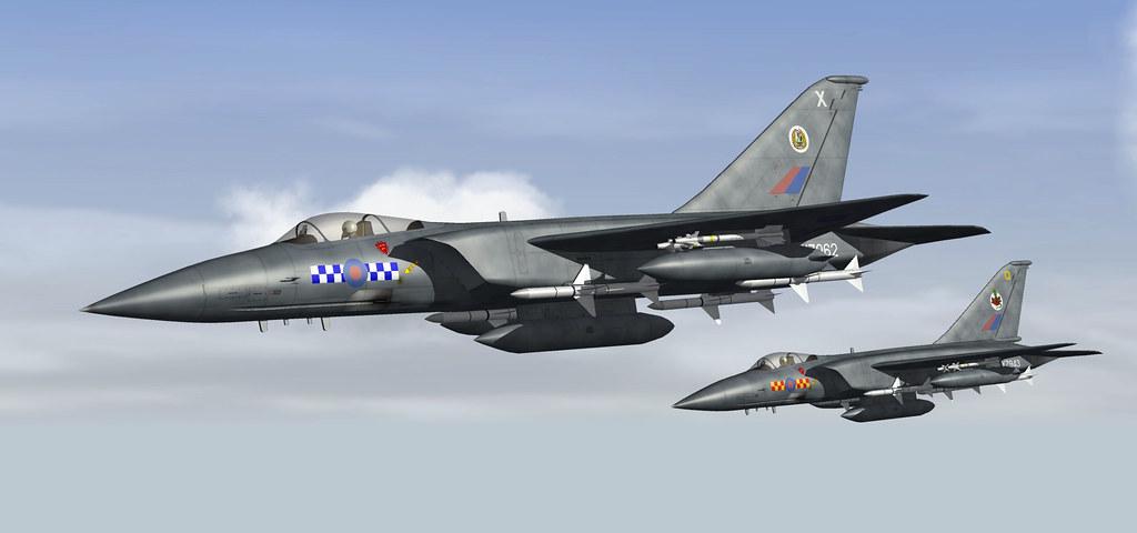 RAF CONDOR F1.12