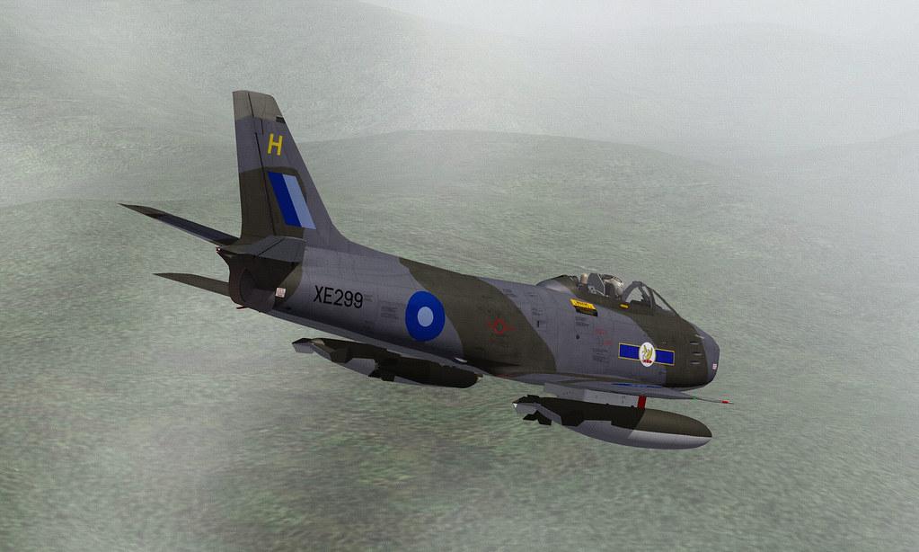 RAF SABRE FB6.04