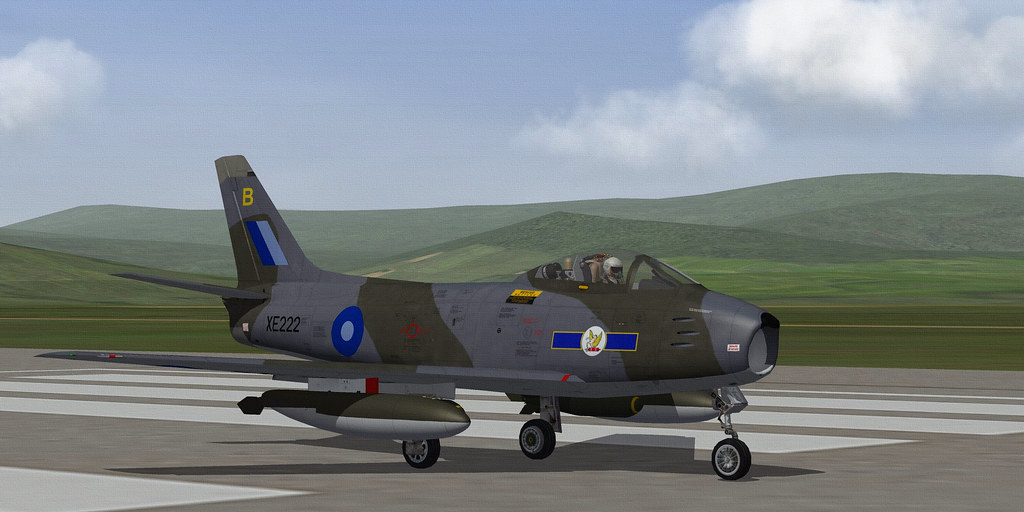 RAF SABRE FB6.01