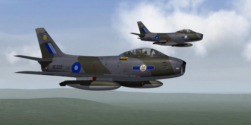 RAF SABRE FB6.02