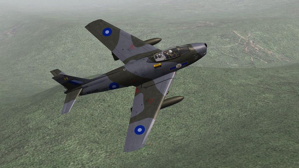 RAF SABRE FB6.05