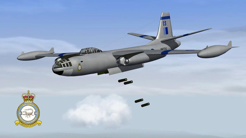 RAF B-45C TORNADO.05