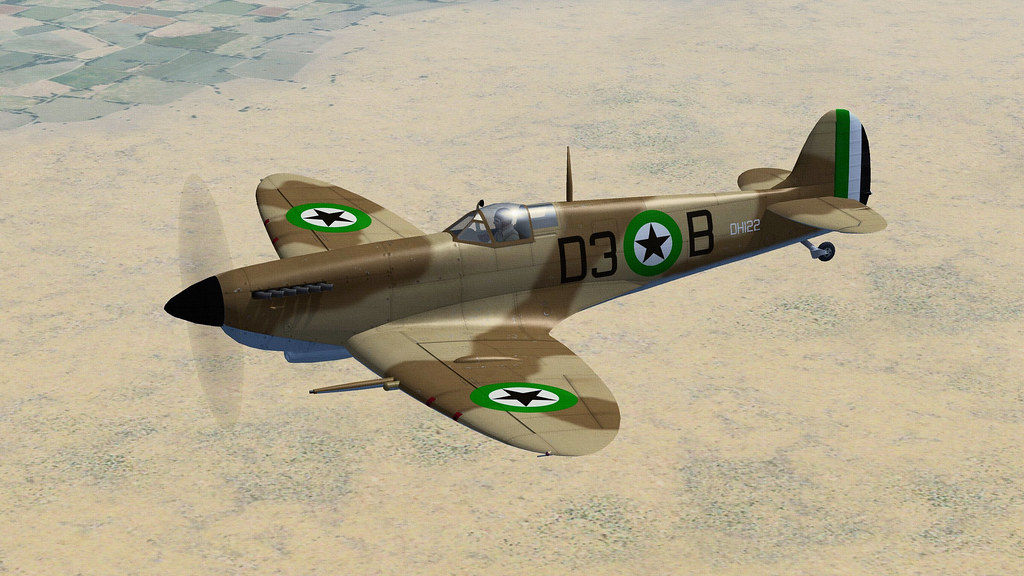 DHIMAR SPITFIRE LF9C.04