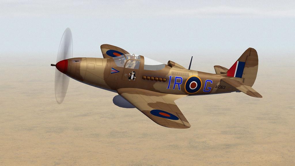 RAF AIRABONITA 1B.07