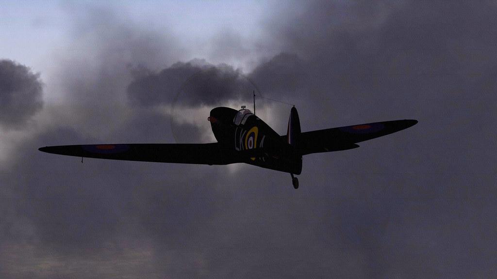RAF SPITFIRE 1A.08