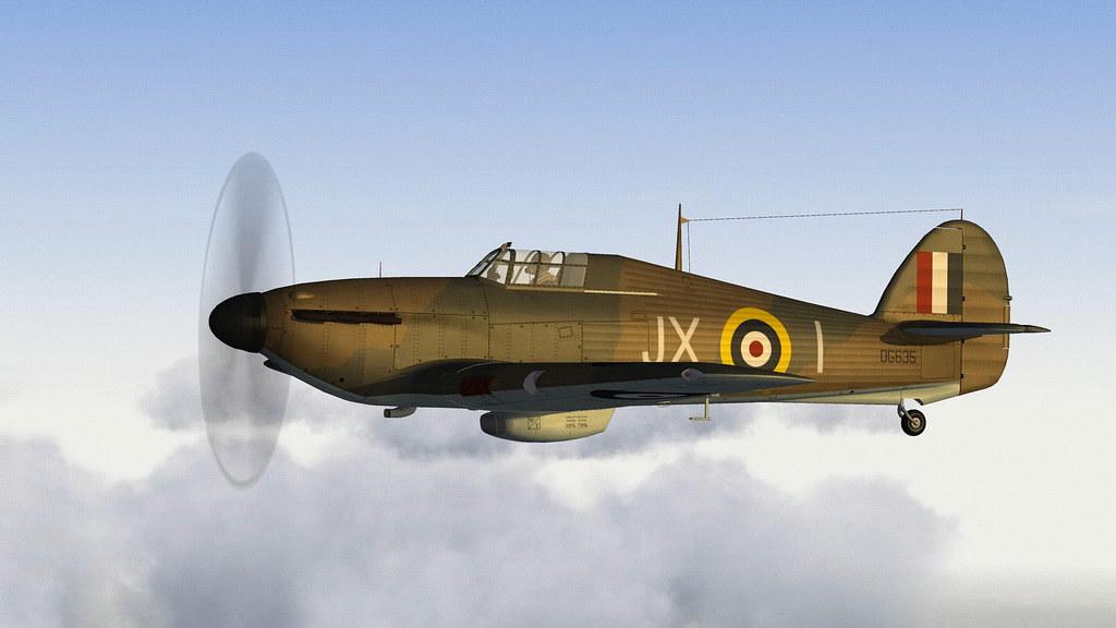 RAF HURRICANE 1A.01