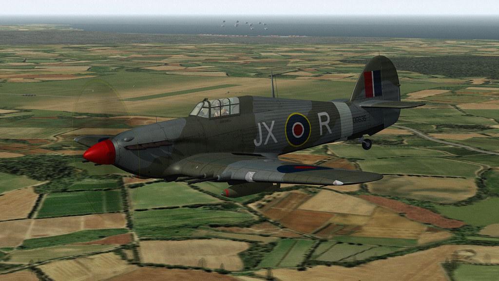 RAF HURRICANE 2C.01
