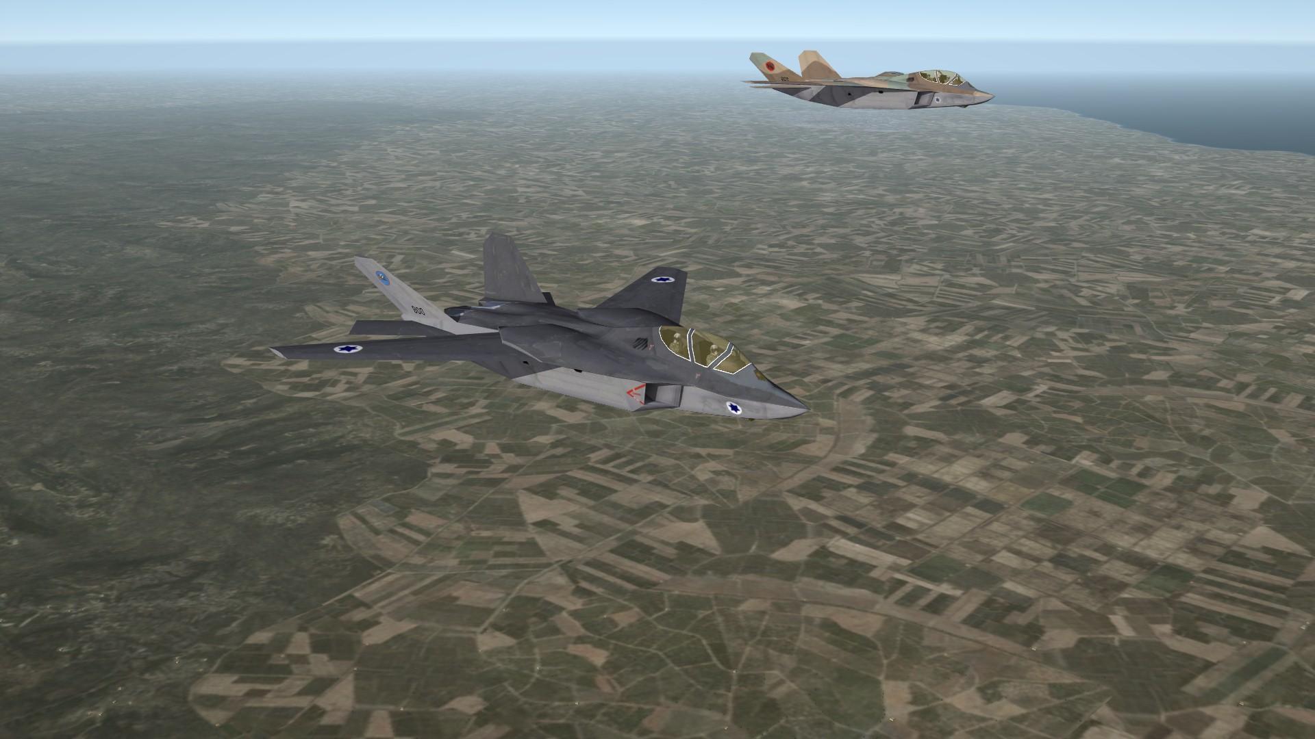 [Fictional] A/F-24 'Tigris' (Tiger)