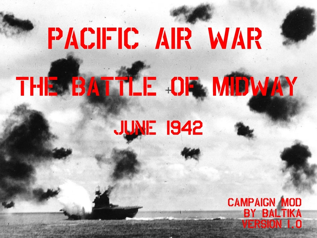 The Battle of Midway v1.1