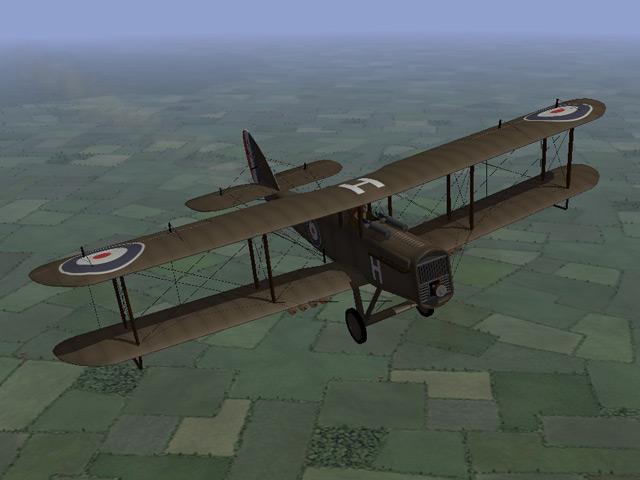 Airco DH4 - 2 pack