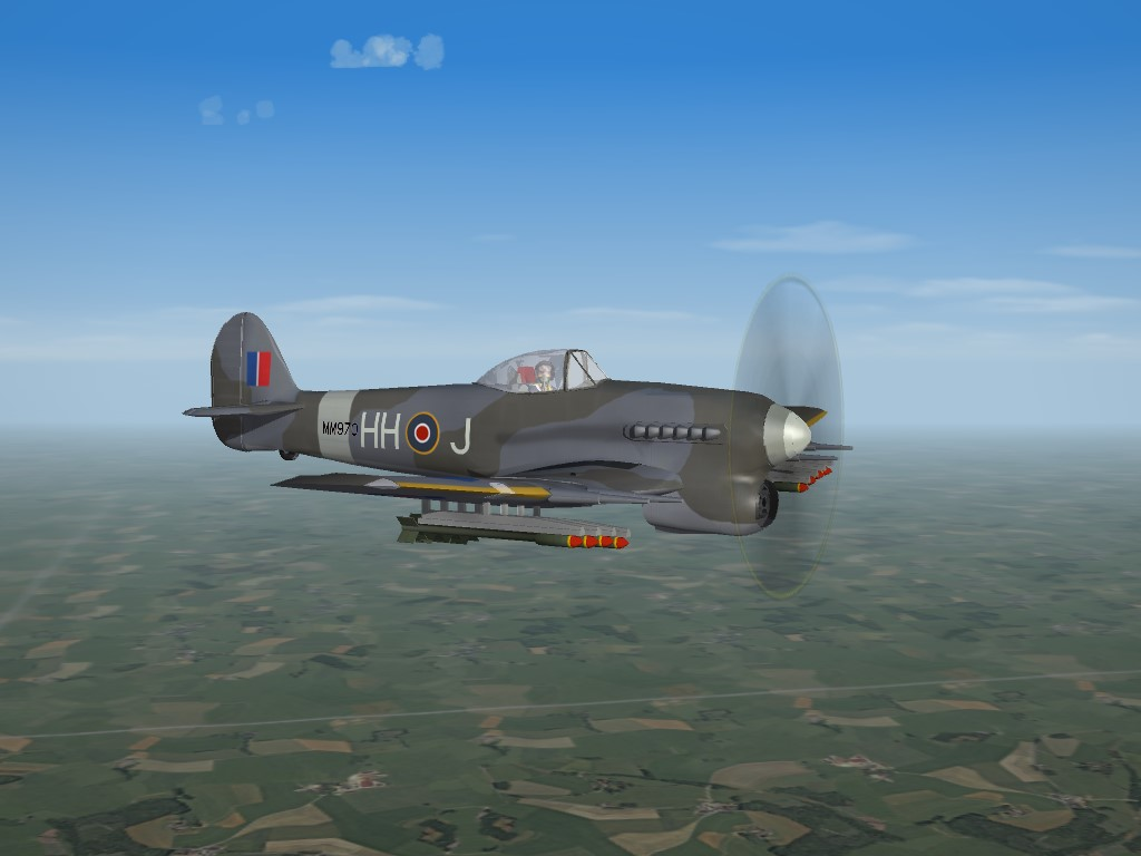 SF2 WW2 ETO Hawker Typhoon Mk.1B (DAT)