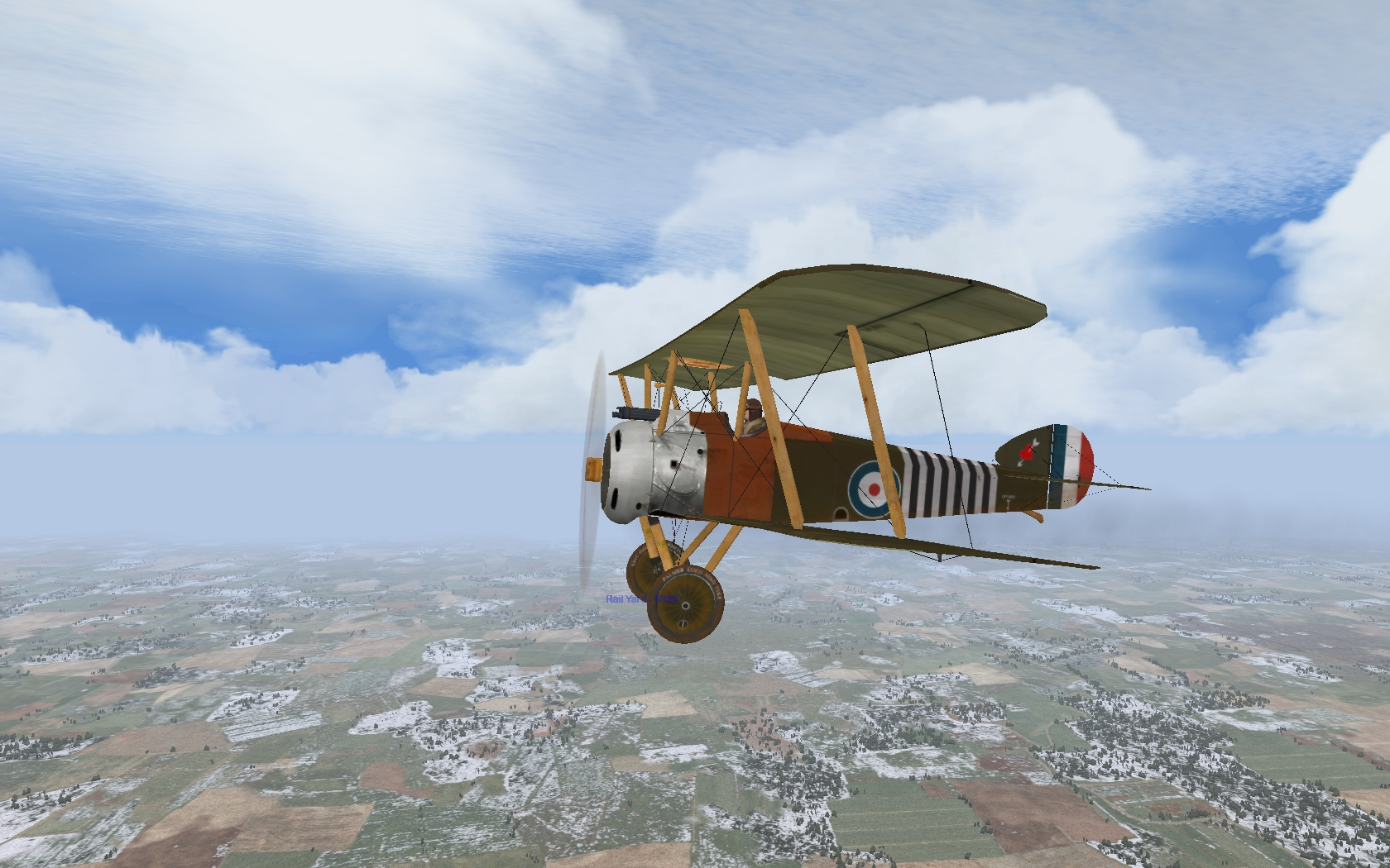 William Barkers Camel B6313 (4 Personal skins)