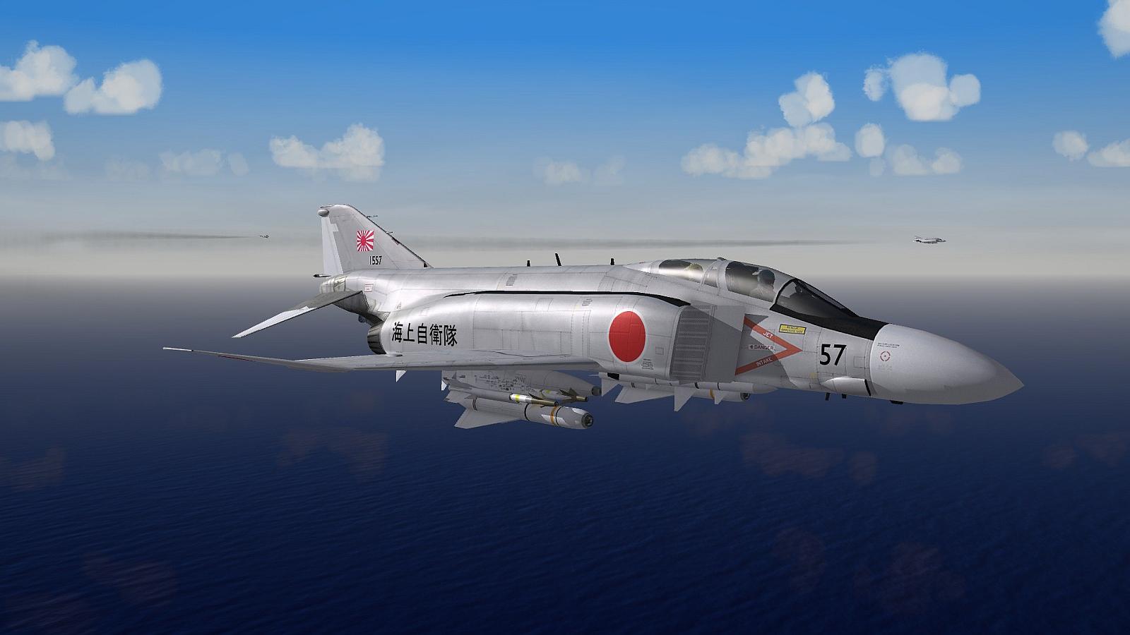 [Fictional] McDonnell Douglas F-4JM for SF2