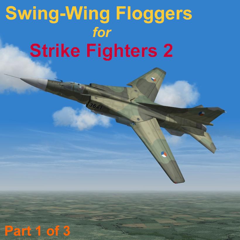 SF2 MiG-23 & MiG-27 Floggers - Part 1