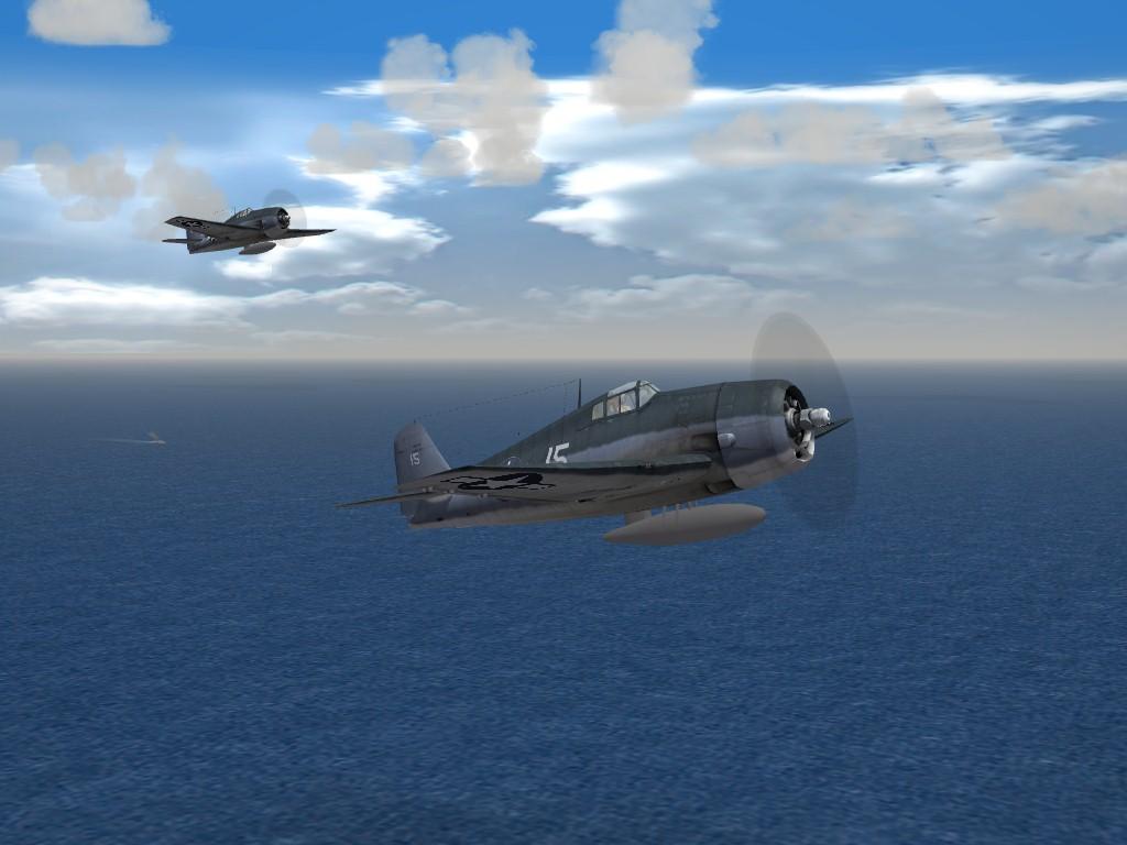 SF2 WW2 PTO F6F Hellcat Pak