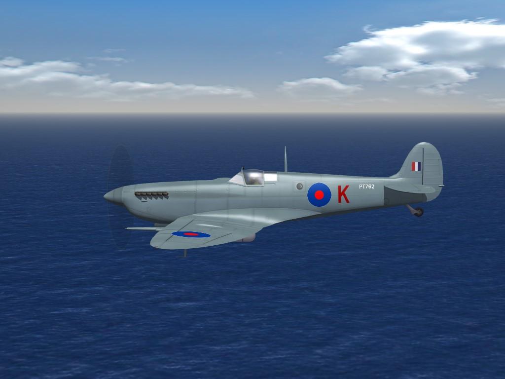 SF2 WW2 ETO Photo-Recon Spitfires Pak