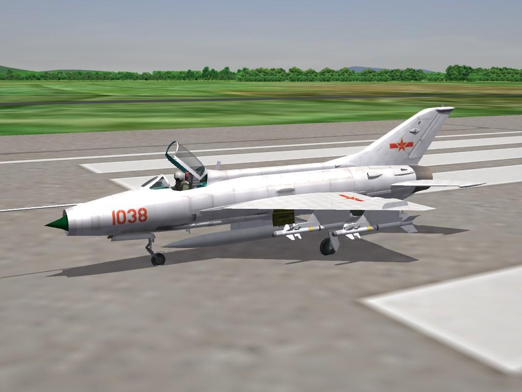 SF2 Chengdu F-7M Fishbed Series Pak by Mod Mafia/TMF