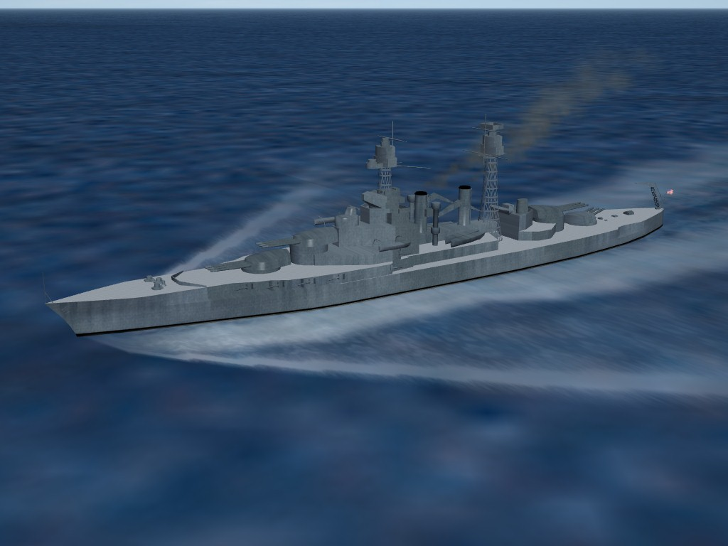 SF2(NA) WW2 PTO Naval Units