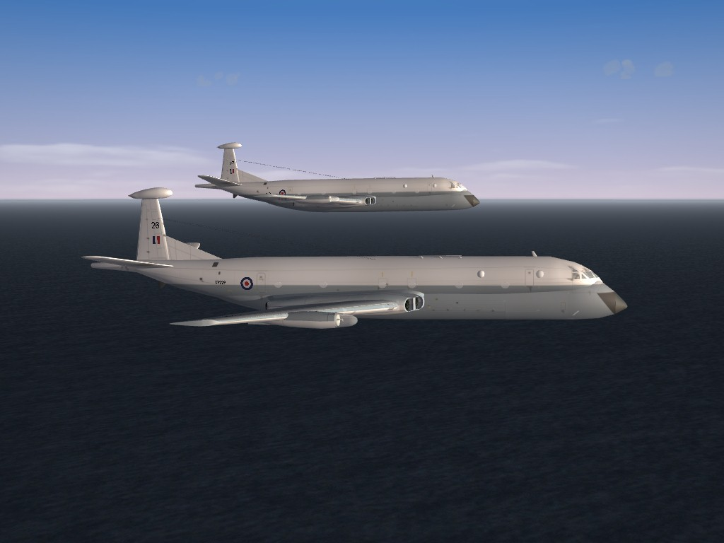 SF2 BAe Nimrod MR.1 Remod Pak by Veltro2k