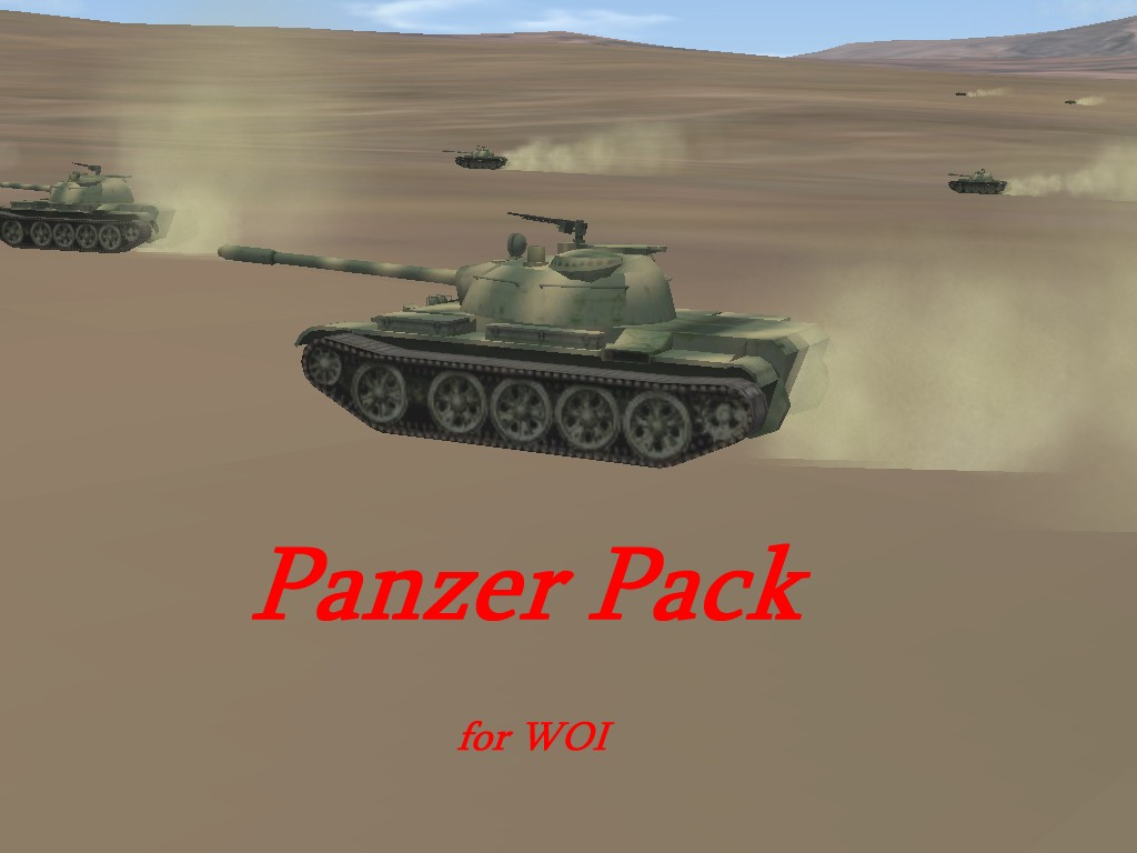 Panzer Pack for WOI