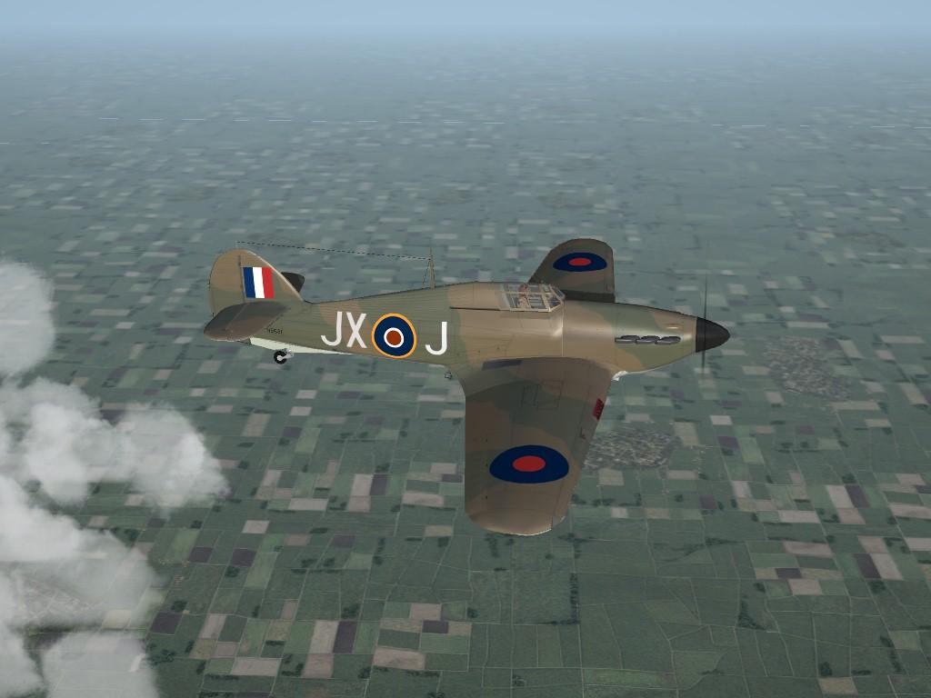 SF2 WW2 Hawker Hurricane IA (ETO/BoB), by Raven