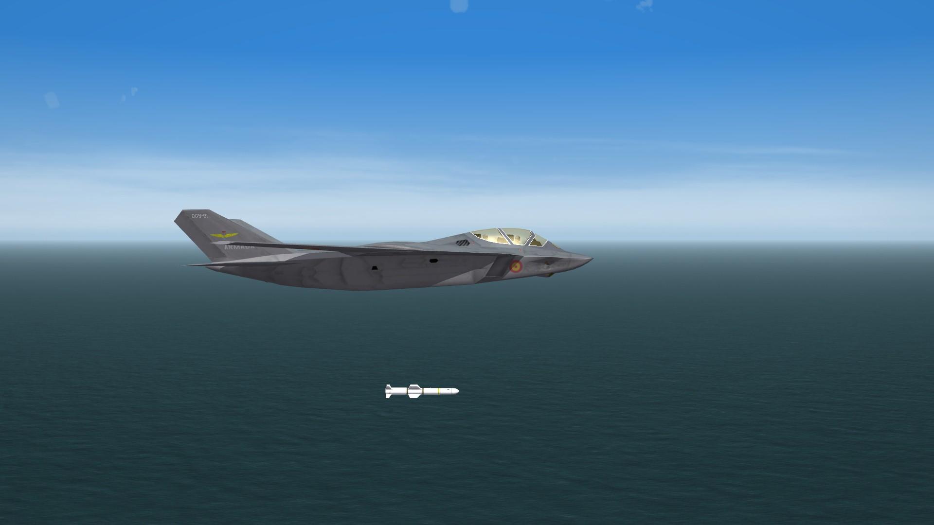 [Fictional] A/F-24E Albatros